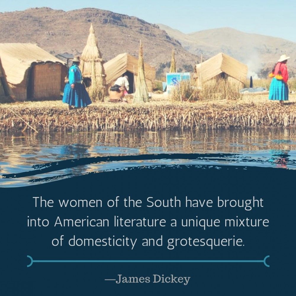 Quotes about the South | Text & Image Quotes | QuoteReel