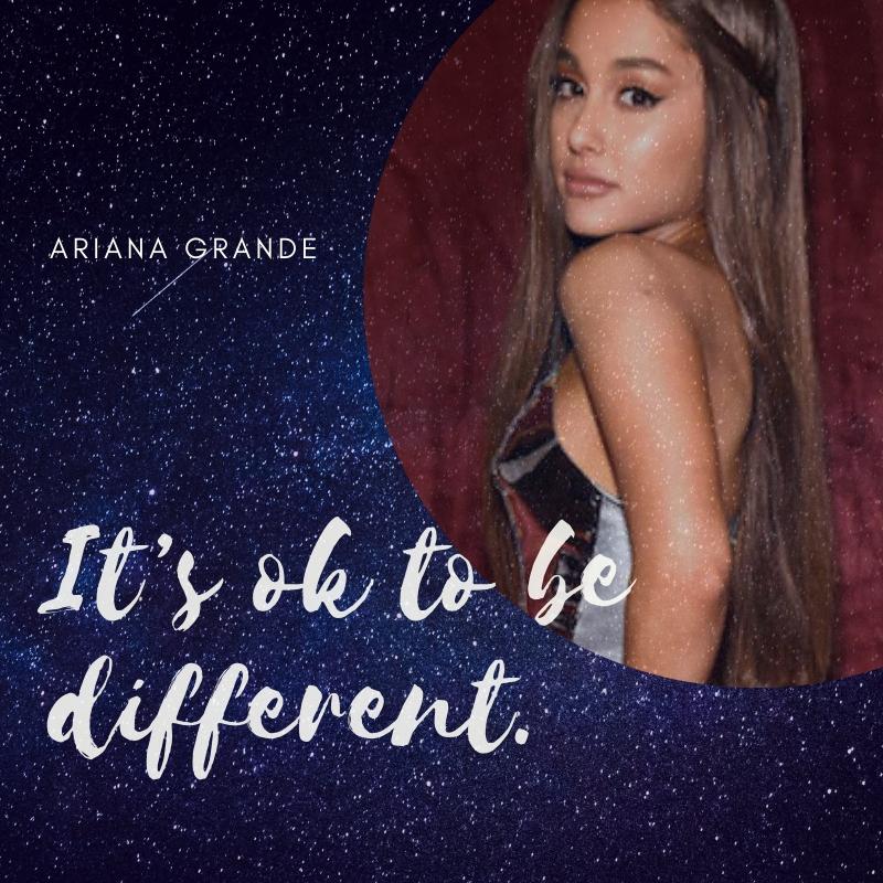 Quotes On Graude | Ariana Grande Quote 9 Quotereel
