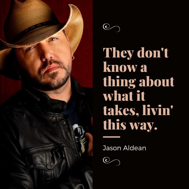 Jason Aldean Archives | QuoteReel