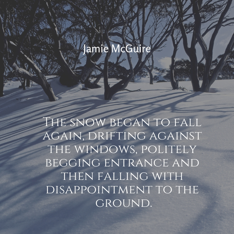 Snow Quotes And Sayings: Snow-quote-2