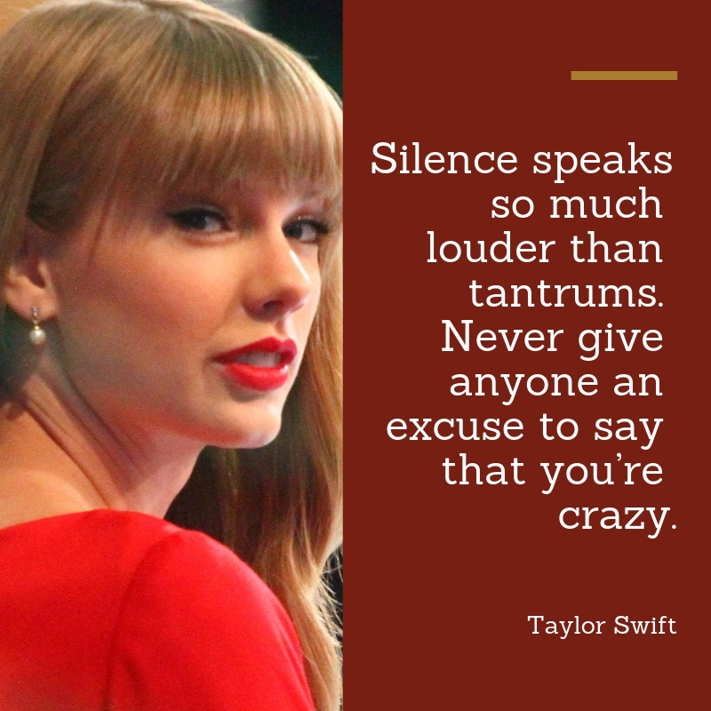 Taylor Swift Quote 10 Quotereel