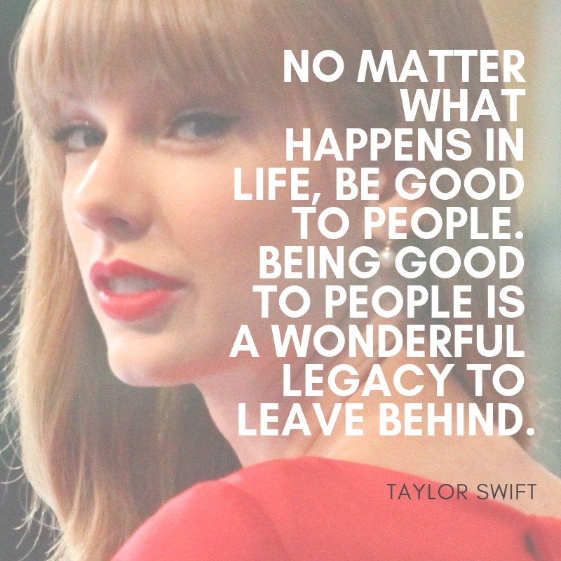 Taylor Swift Quote 4 Quotereel