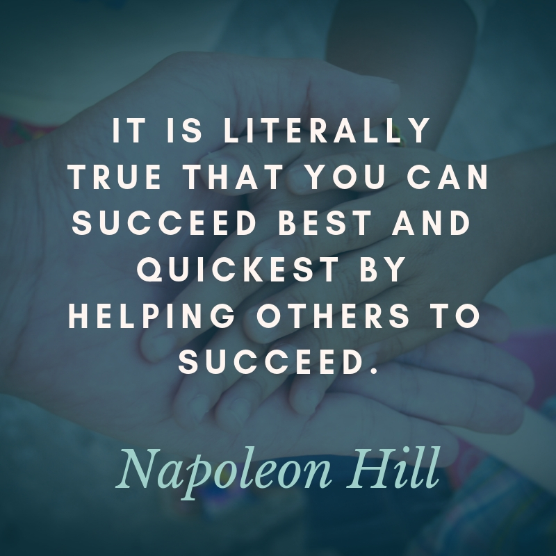 Napoleon Hill Archives Quotereel