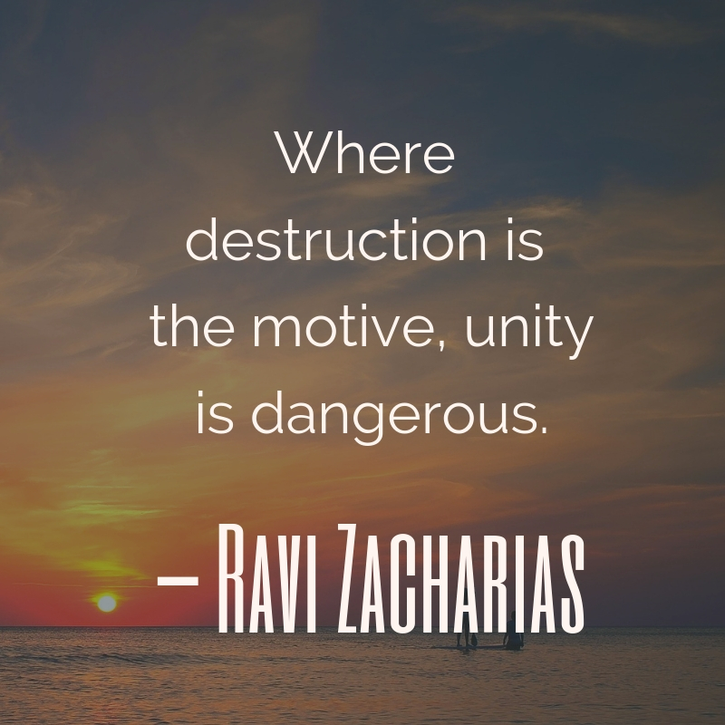 Unity Quotes Archives | QuoteReel