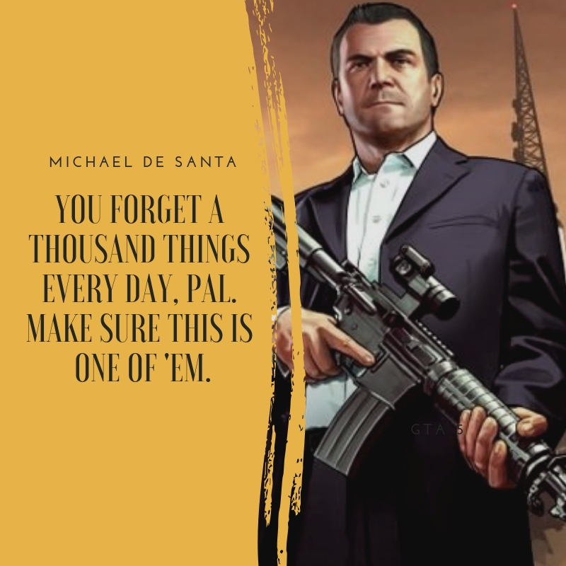 GTA5 Quotes | Text & Image Quotes | QuoteReel