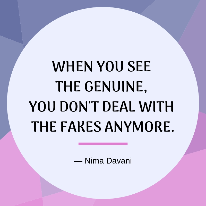 Fake People Quotes 4 | QuoteReel