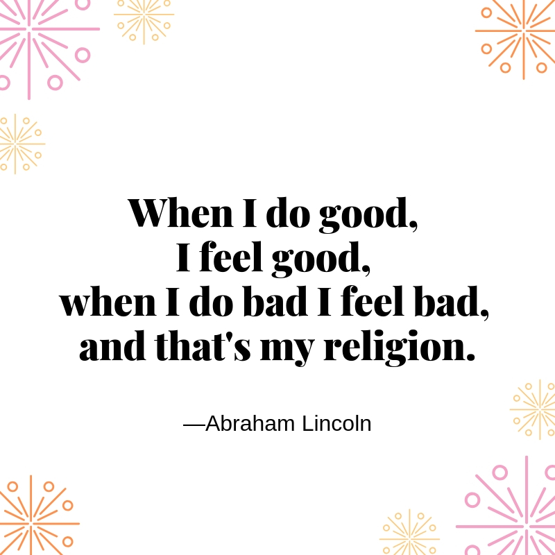 Feel Good Quotes 3 Quotereel
