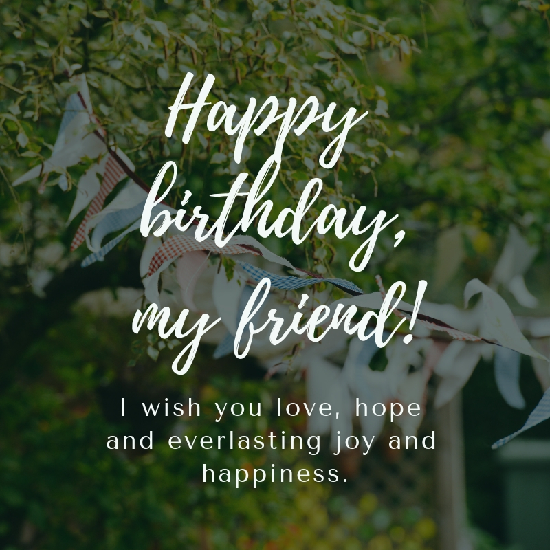 10 Heartfelt Birthday Wishes for Friends | QuoteReel