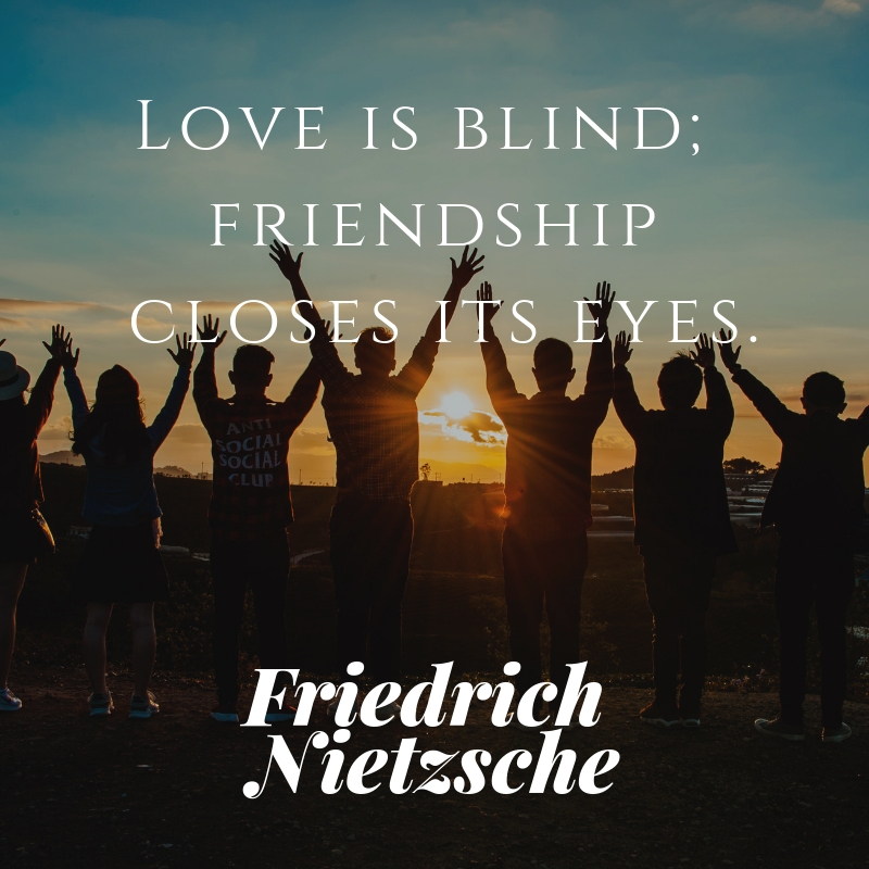 Friedrich Nietzsche Archives Quotereel