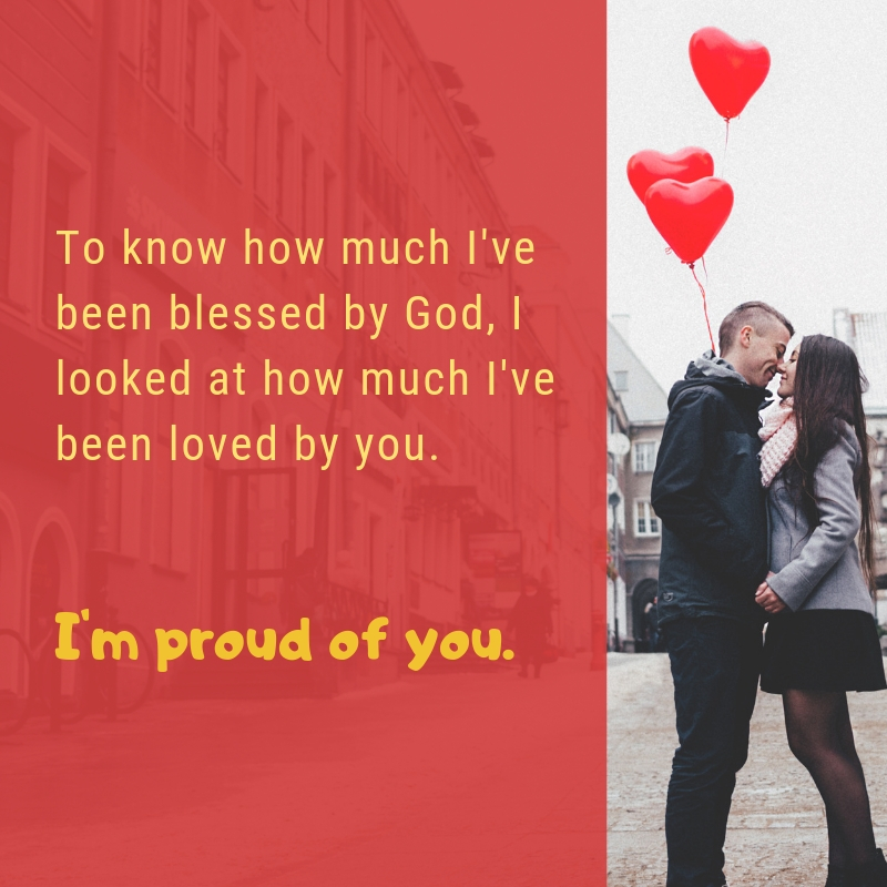 Proud of my Husband Quotes | Text & Image Quotes | QuoteReel